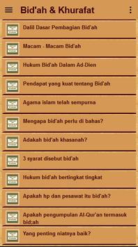 Bid'ah & Khurafat di Indonesia screenshot 2