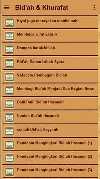 Bid'ah & Khurafat di Indonesia screenshot 3