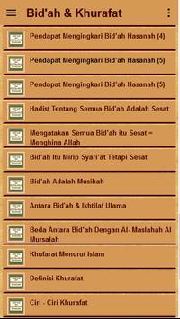 Bid'ah & Khurafat di Indonesia screenshot 4