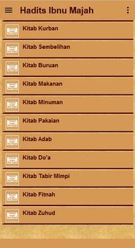 Hadis Ibnu Majah Terjemah screenshot 4
