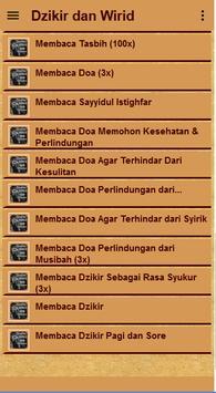 Kumpulan Dzikir & Doa Lengkap apk screenshot