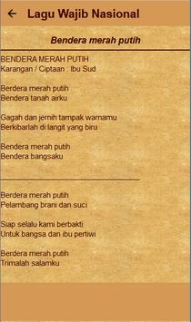 Kumpulan Lagu Wajib Lengkap screenshot 12