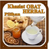 Khasiat Obat Herbal Pilihan icon