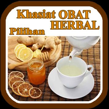 Khasiat Obat Herbal Pilihan poster