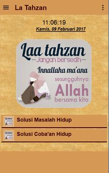 La Tahzan Buku Motivasi screenshot 9
