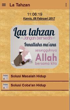 La Tahzan Buku Motivasi screenshot 1