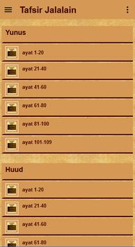 Tafsir Jalalain Quran Terjemah screenshot 12