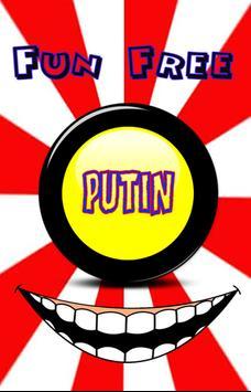 Putin Button poster