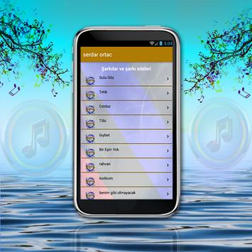 Serdar Ortaç .Şarkılar ve Müzik screenshot 1