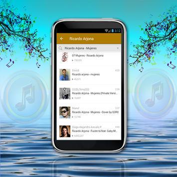 música Ricardo Arjona screenshot 3
