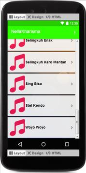 Lagu Nella Kharisma Dangdut Lengkap Full Album screenshot 3