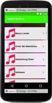 Lagu Nella Kharisma Dangdut Lengkap Full Album screenshot 1