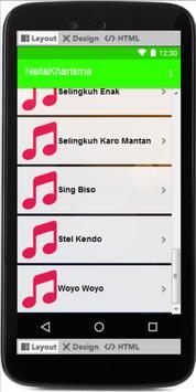 Lagu Nella Kharisma Dangdut Lengkap Full Album screenshot 7
