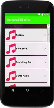 Lagu Siti Badriah Lengkap poster