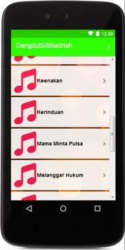 Lagu Siti Badriah Lengkap screenshot 1