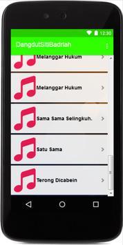 Lagu Siti Badriah Lengkap screenshot 2