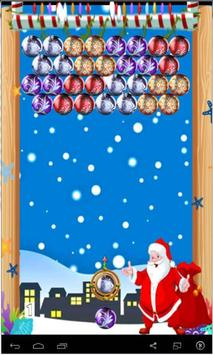 super santa gift bubble screenshot 1