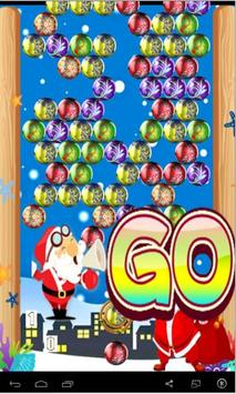 super santa gift bubble screenshot 2
