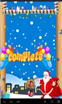 super santa gift bubble screenshot 3