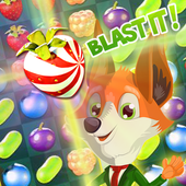 Cookie Quest Match It! icon