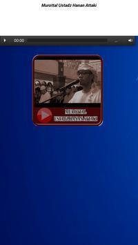 Murottal Hanan Attaki Mp3 Lengkap screenshot 4