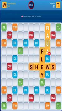 Tip Words With Friends 2 - Word Game poster