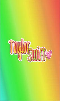 Taylor Swift Quiz Guess Song poster