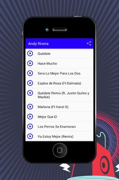 Andy Rivera - Musica apk screenshot