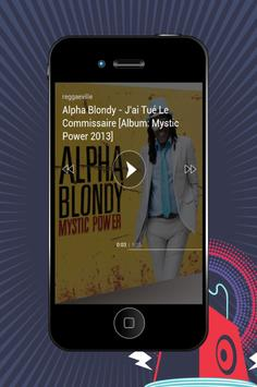 Alpha Blondy - Ecoutez apk screenshot