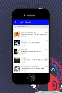 JUL - Ecoutez screenshot 2