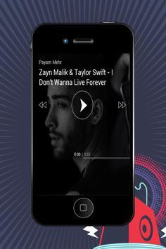 Zayn Taylor Swift screenshot 3