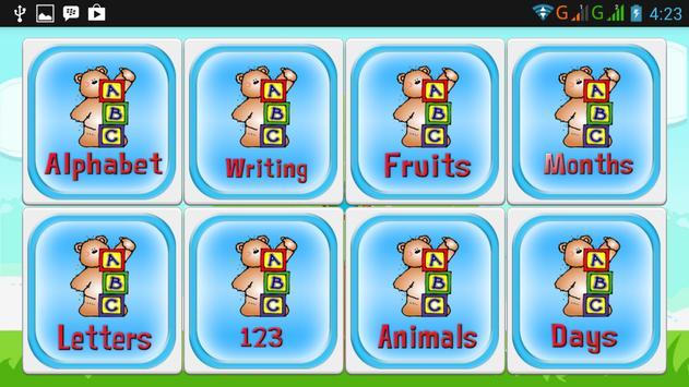 Dora Abc Game apk screenshot