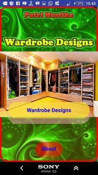 Wardrobe Designs screenshot 14
