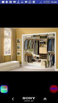 Wardrobe Designs screenshot 12