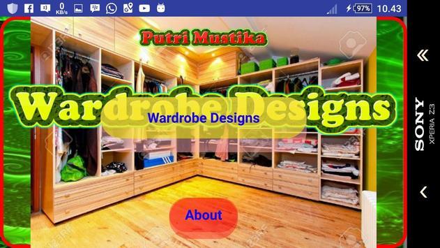 Wardrobe Designs screenshot 1