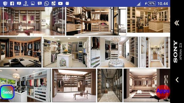 Wardrobe Designs screenshot 24