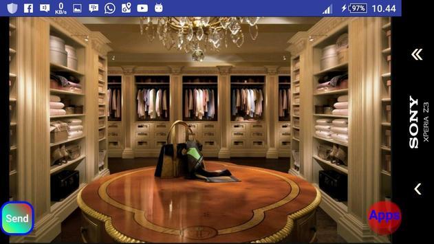 Wardrobe Designs screenshot 25