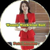 Women Workwear Suit icon