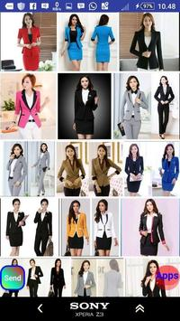 Women Workwear Suit screenshot 23