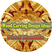 Wood Carving Design Ideas icon