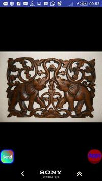 Wood Carving Design Ideas screenshot 4