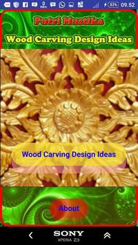 Wood Carving Design Ideas poster