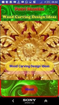Wood Carving Design Ideas screenshot 14