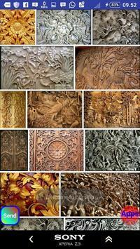 Wood Carving Design Ideas screenshot 2