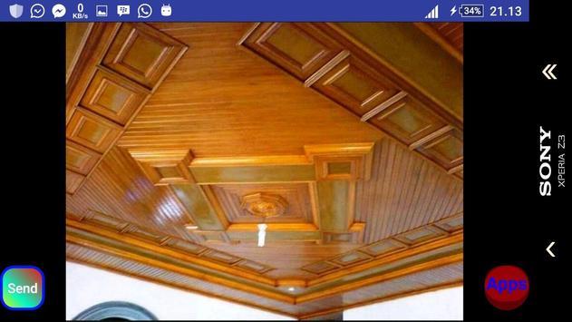 Wooden Ceiling Design screenshot 18