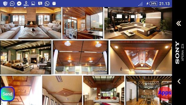 Wooden Ceiling Design screenshot 24