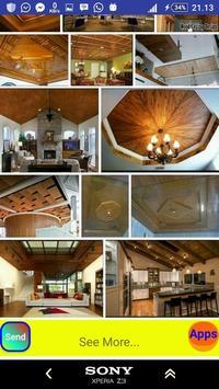 Wooden Ceiling Design screenshot 26