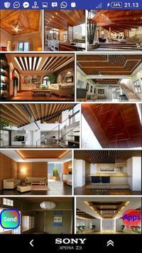 Wooden Ceiling Design screenshot 2