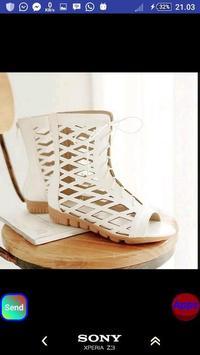 Ankle Boots Design screenshot 5