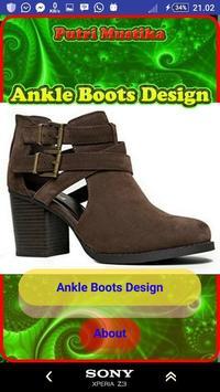 Ankle Boots Design screenshot 7